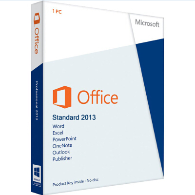 Microsoft Office Standard 2013 Product Key