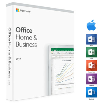 Office Home & Business 2019 for Mac Product Key